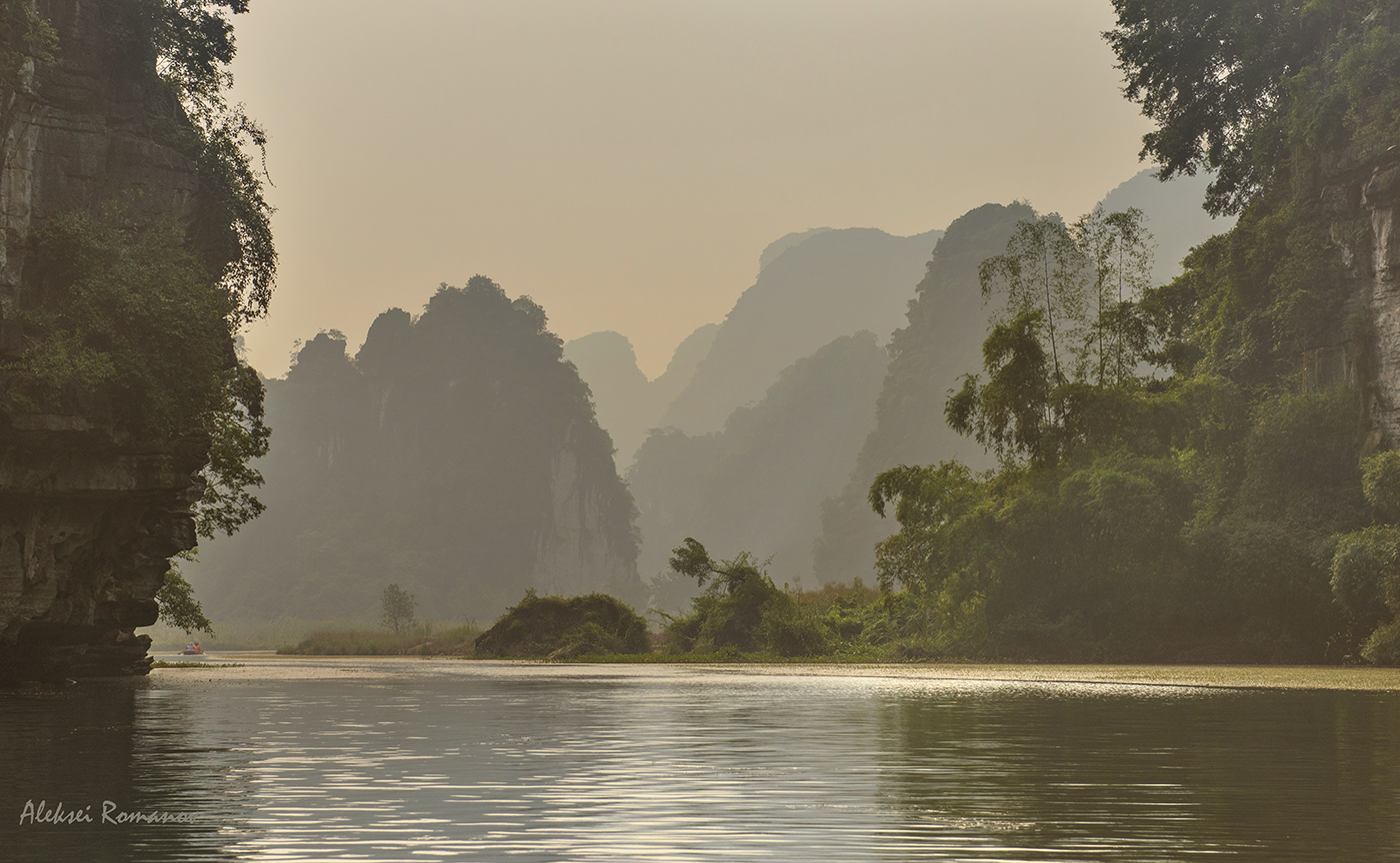 Путешествия, природа, горы, Вьетнам