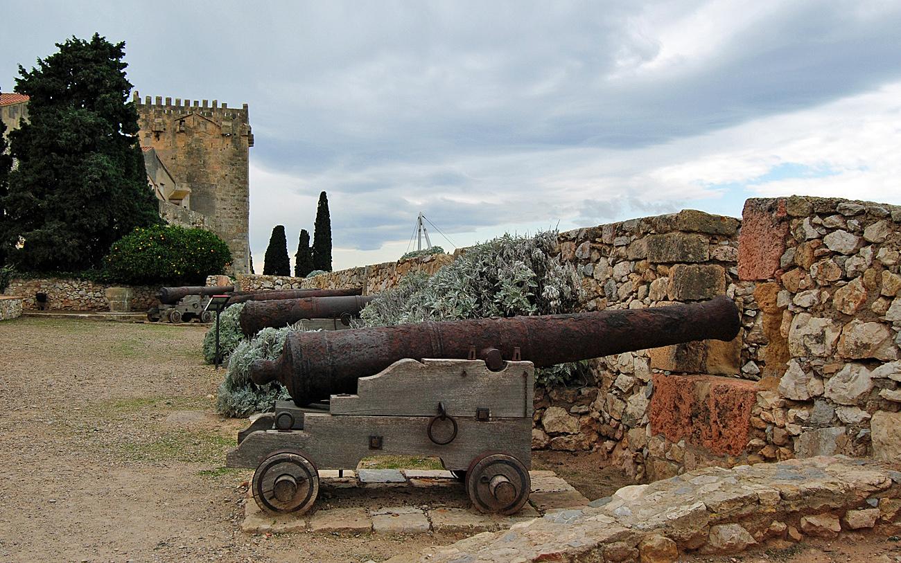 Крепость, Таррагона, Испания.