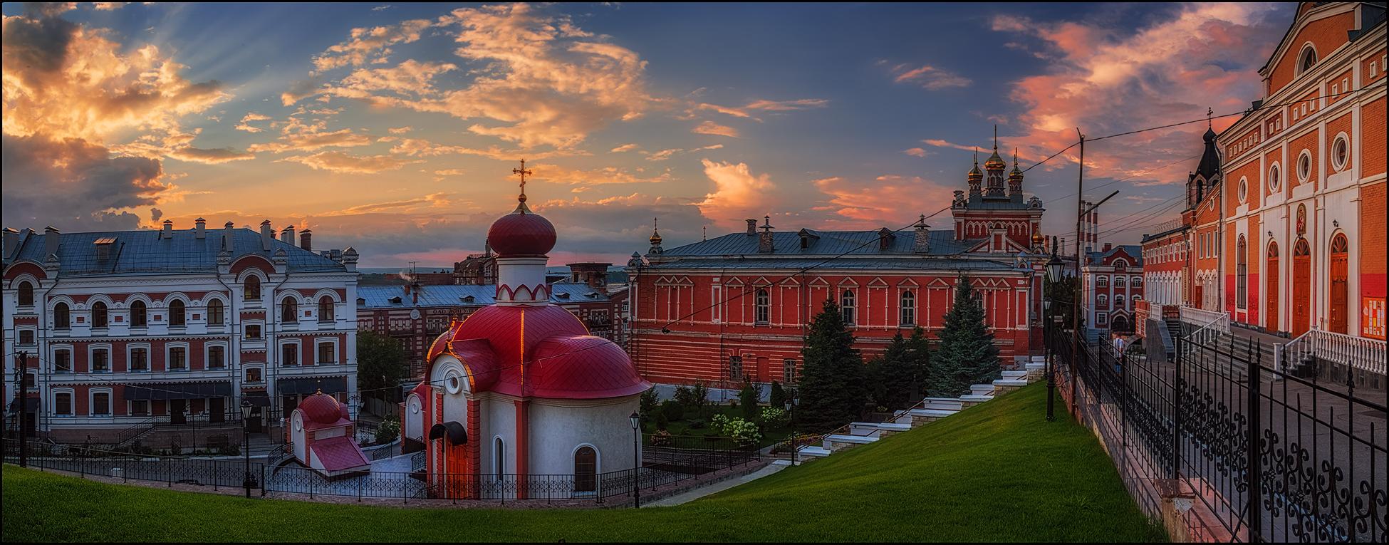 Иверский женский монастырь, г.Самара