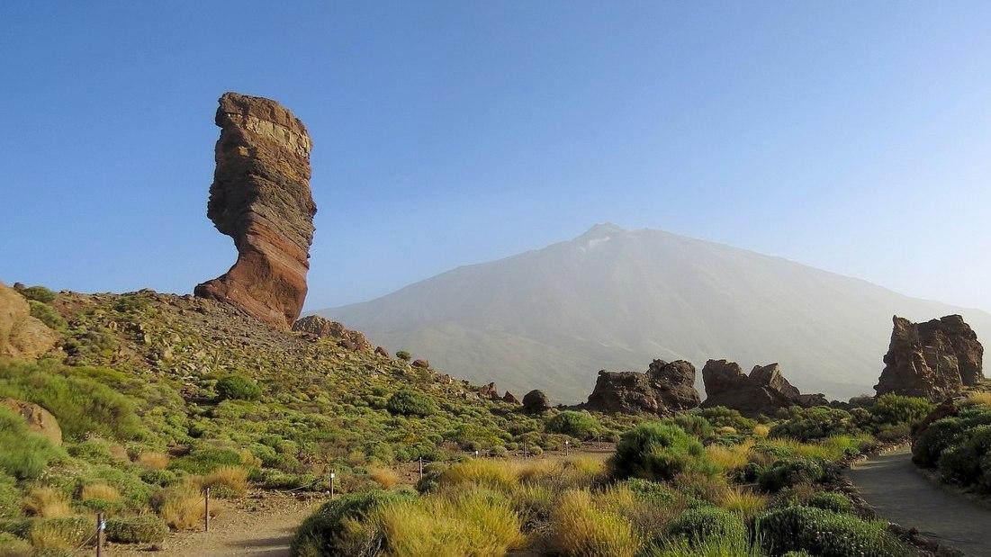 Испания. Канары. Танерифе. Национальный парк Тейде