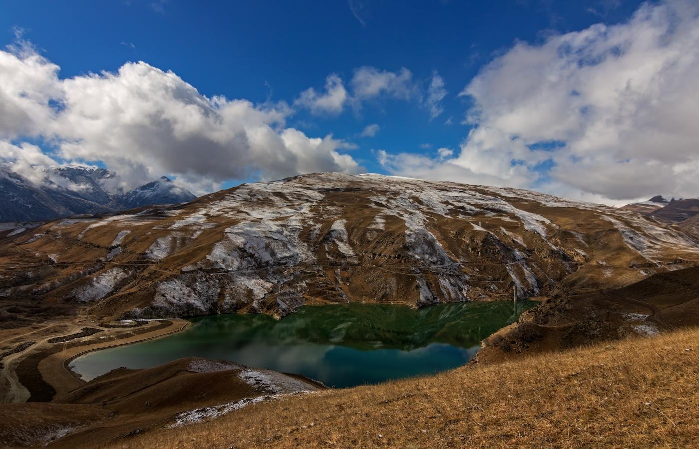 Балкария, Баксанское ущелье, Былымское озеро...