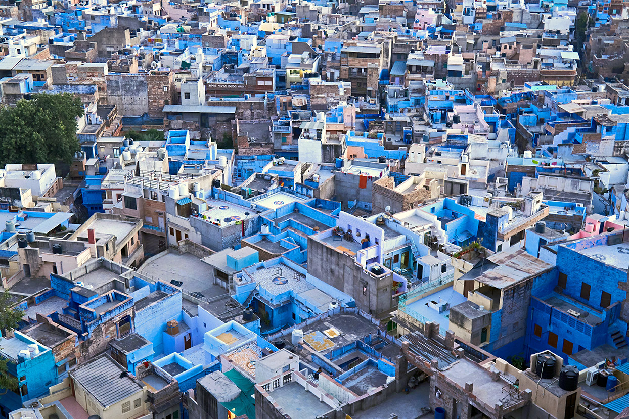 Джодхпур, Раджастан,на западе Индии