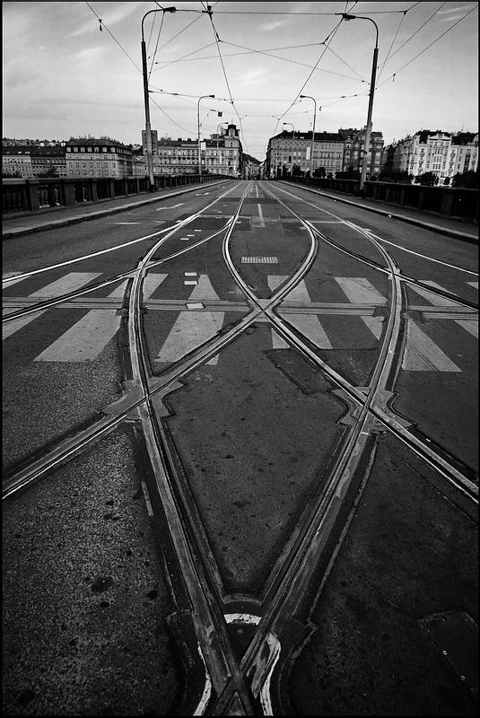 Mесто фотографирования, мост Палацкого-Новый Город-Прага-2