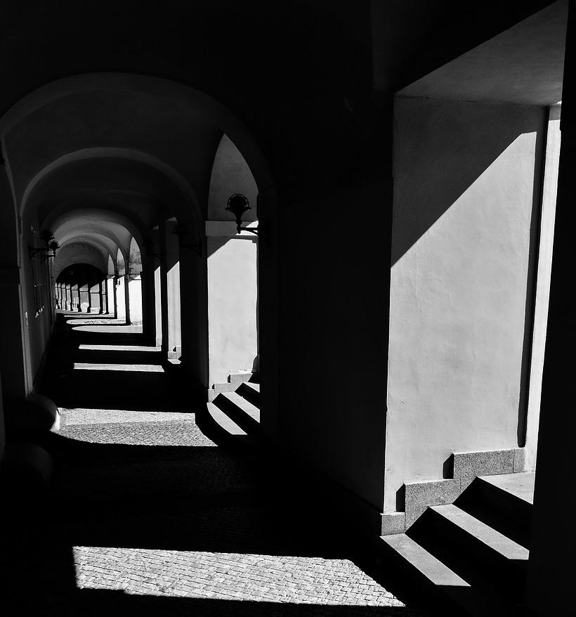 Mесто фотографирования, улица Погоржелец-Градчаны–Прага-1