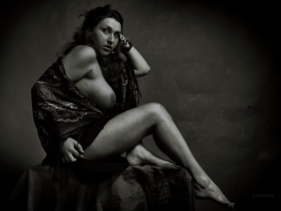 Portrait. School of Photography. Romania.