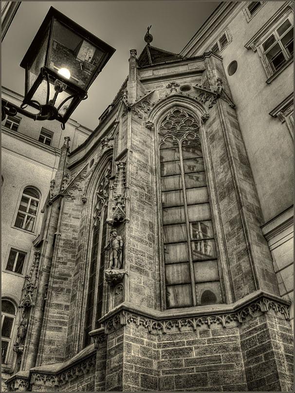 Австрия, Вена, церковь Августинкирхе.Всех католиков поздравляю с Рождеством!