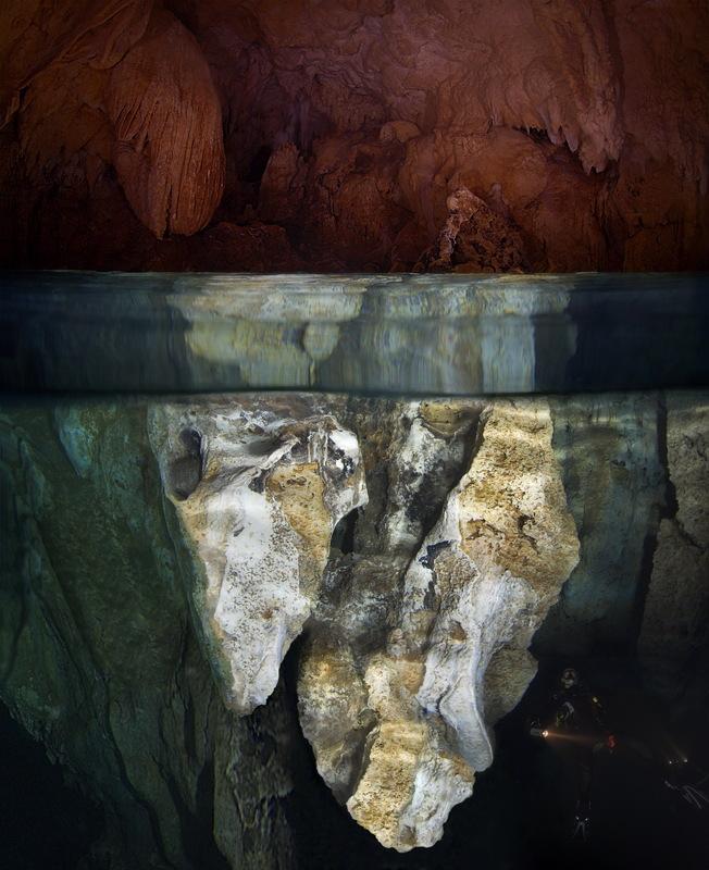 Самая красивая пещера которую я пока видел