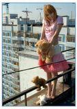 Крыша 18-ти этажки, Макс Демкин и Dasha Zaytseva
