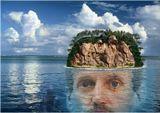 ...или автопортрет в камнеЛишь оживленная скала,Резцу покорная, моглаСберечь лик донна вопреки годинам.(незнаюкто)