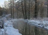 Река Чурилиха, Кузьминки