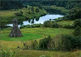 АрхСтояние 2007, река Угра, деревня Никола-Ленивец, объект Маяк