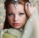 Модель Елена Горкальцева