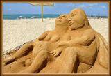 Международный Конкурс скульптур из песка. Хайфа. 2005 год.