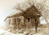 Один из многих заброшенных домов в одной из многих деревень.