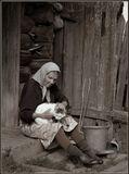Село Разнежье, Нижегогродчина. Лет 20 назад в местной школе училось600 ребятишек. А теперь в селе почти одни старики , да еще дачники. Наверное, впрочем, как и по всей России...