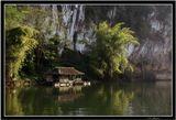 Домик на реке Квай, Тайланд.
