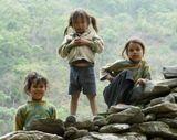 Непал, Гималаи.