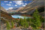 Горный Алтай, август-сентябрь-2007, Шавла-Маашей. Приглашаю в горные фото-походы, подробности на http://pohodnik.info