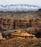 Чарынский каньон (Казахстан).