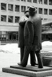 Вот такая неприличная скульптура в самом центре даунтауна Торонто.
