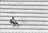 В Риме, во время соревнований по синхронному плаванию ;)