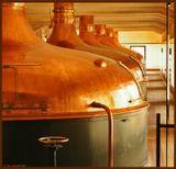 Музей пива на знаменитом заводе Plzensky Prazdroj или Pilsner Urquell  (современный бренд) городе Пльзень (Чехия). Именно в этих чанах, в прошлом, варили пиво. Пиво там  действительно вкусное.