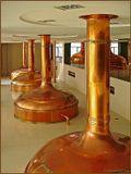 Музей пива на знаменитом заводе Plzensky Prazdroj или Pilsner Urquell (современный бренд) городе Пльзень (Чехия).