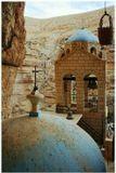 Монастырь Св. Георгия Хозевита на Святой земле