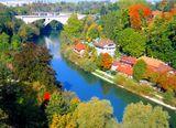 Берн, Швейцария. Октябрь 2005