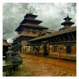 Дурбар-сквер. Непал
