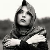 hasselblad, пленка, 6х6, хассельблад, черно-белое, ч/б, чб, девушка, красота, взгляд, портрет