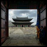 Дворец Кенбоккун. Сеул, Корея