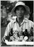 Вьетнам. Сайгон. Господин Ван.