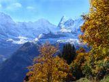 Продолжая горную тему на этот раз в Швейцарии