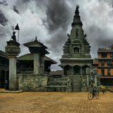 Непал. окрестности Катманду