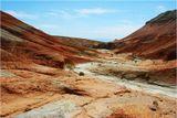 Горы Актау (Казахстан), 350 км на восток от Алма-Аты.