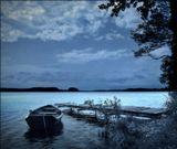Горавалдайское озеро.         Май 2007г.      FUJIFILM s9600
