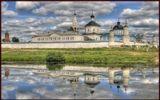 Это Бобренев монастырь близ Коломны.