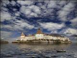 Шлиссельбургская крепость (Орешек).              Август 2006г.             FUJIFILM s5600