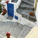 И снова Санторини, и снова лето...