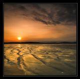 продолжая тему закатов, льда и картин маслом...