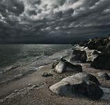 Бердянский залив.20.12.2008.