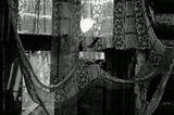 Занавески на окне моего нового, недавно купленного, дома в деревне. Вырежи домик в деревне, получи в подарок каску СС!