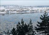 Февраль м. 2007 г. Река Нямунас.