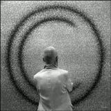 Картина Дани Акулина «Копирайт». Графика.