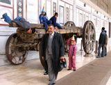 Сирия, Дамаск, мечеть Омейядов.