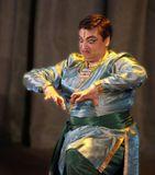 Репортаж с концерта индийского классического танцаТанцует Гуру Ашвани Нигам