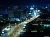 Новосибирскулица Кировавсе центральные достопримечательные здания на одной карточке