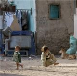 Египет, Хургада, египтяне, дети, детство