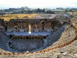 Раскопки, г.Хиераполис, Турция